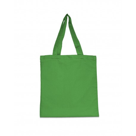 8860 Liberty Bags 8860 Nicole Cotton Canvas Tote KELLY GREEN
