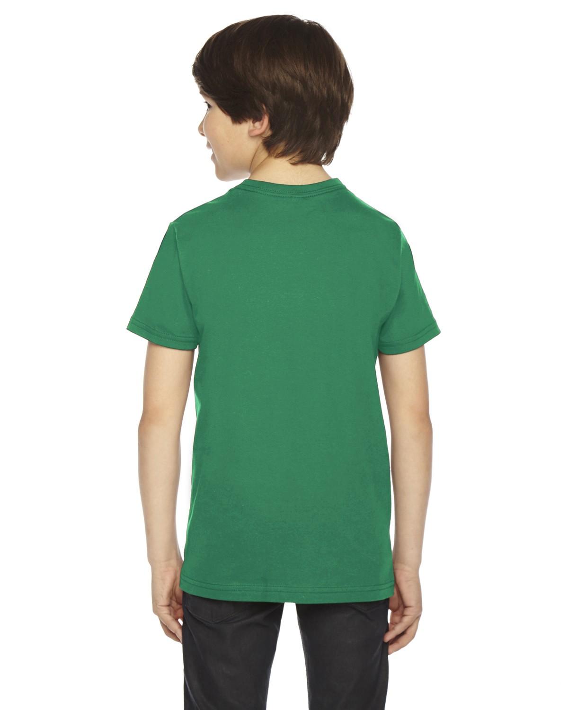 2201 American Apparel KELLY GREEN