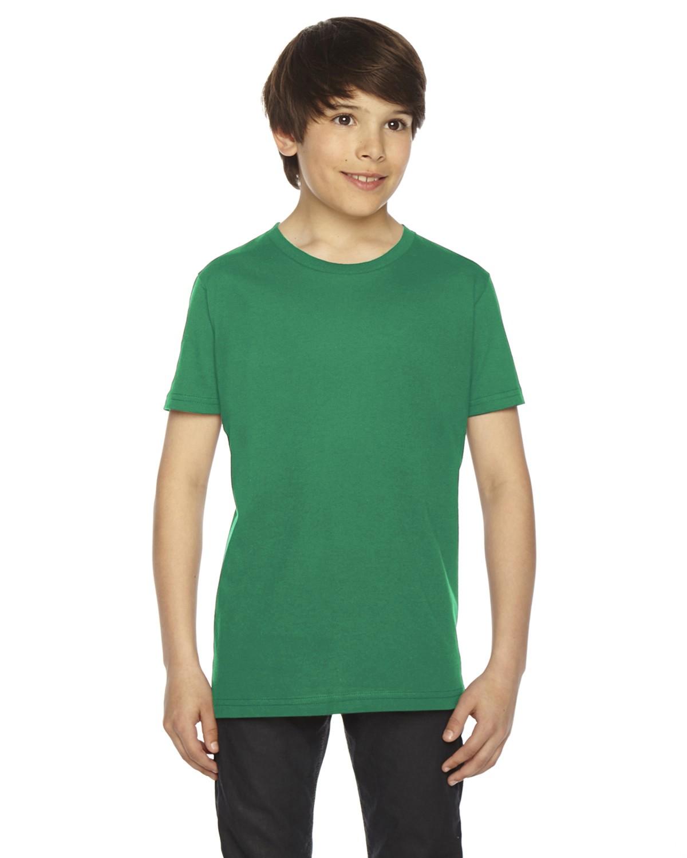 2201W American Apparel KELLY GREEN