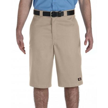 42283 Dickies 42283 Men's 8.5 oz. Multi-Use Pocket Short KHAKI
