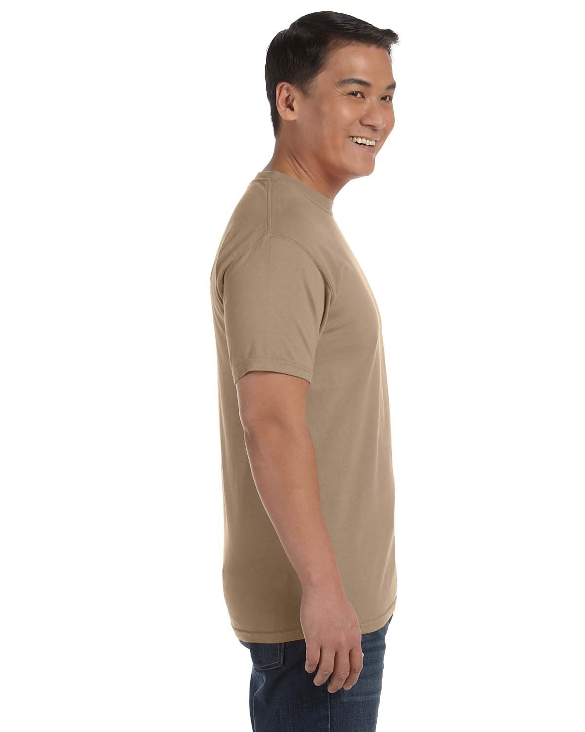 C1717 Comfort Colors KHAKI