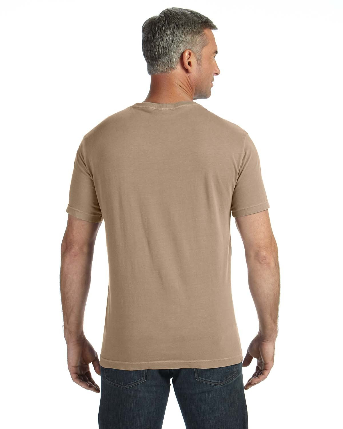 C4099 Comfort Colors KHAKI