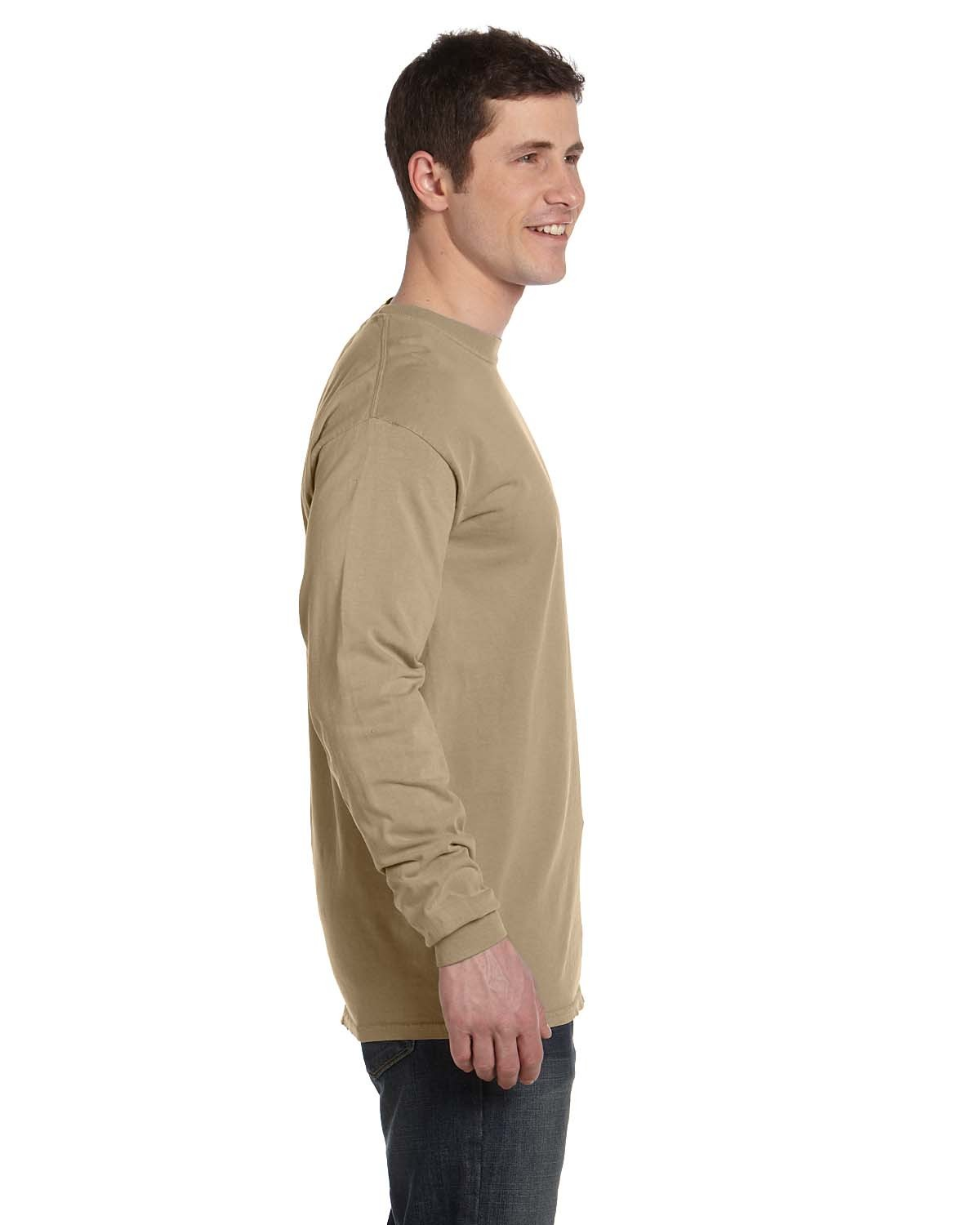 C6014 Comfort Colors KHAKI