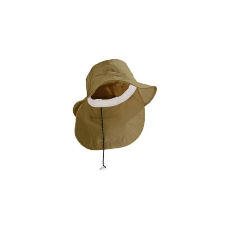 ACUB101 Adams ACUB101 AD EXTREME VACATIONER CAP KHAKI