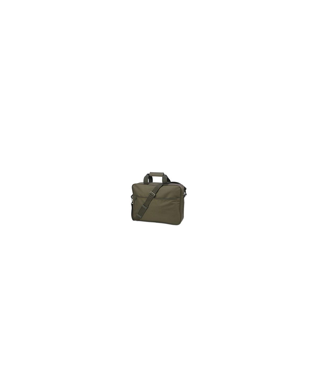 7703 Liberty Bags KHAKI GREEN