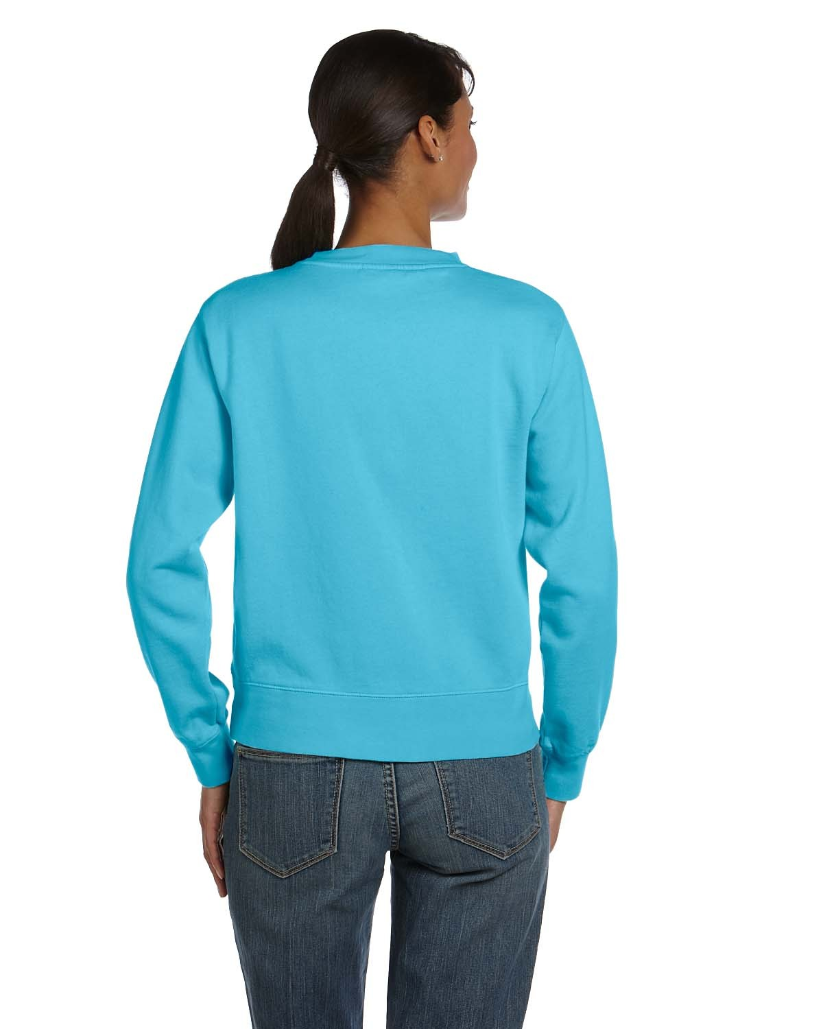 C1596 Comfort Colors LAGOON BLUE
