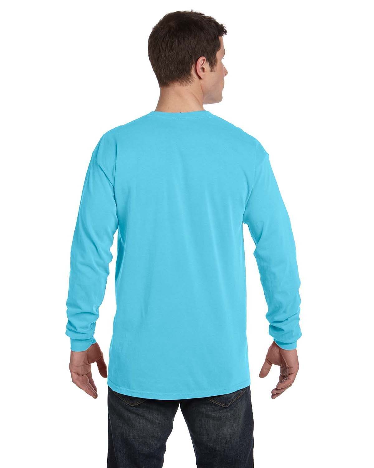 C6014 Comfort Colors LAGOON BLUE