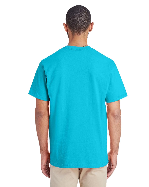 H300 Gildan LAGOON BLUE