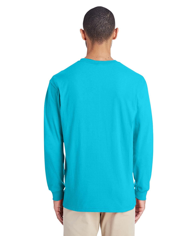 H400 Gildan LAGOON BLUE