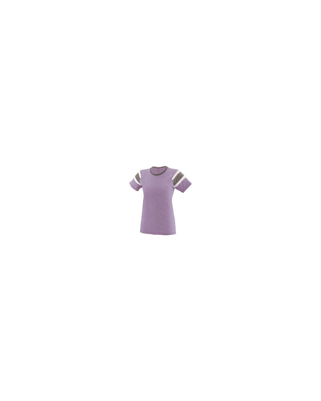 3011 Augusta Sportswear LAVNDR/SLT/WHT