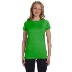 LAT 3616 Ladies' Junior Fit Fine Jersey T-Shirt