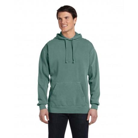 1567 Comfort Colors 1567 Adult Hooded Sweatshirt LIGHT GREEN