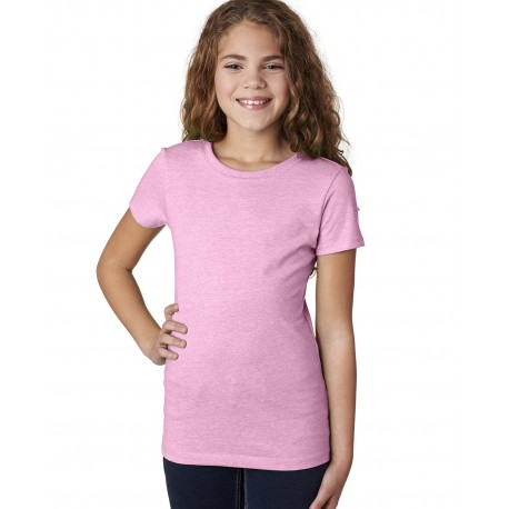 3712 Next Level 3712 Youth Princess CVC T-Shirt LILAC