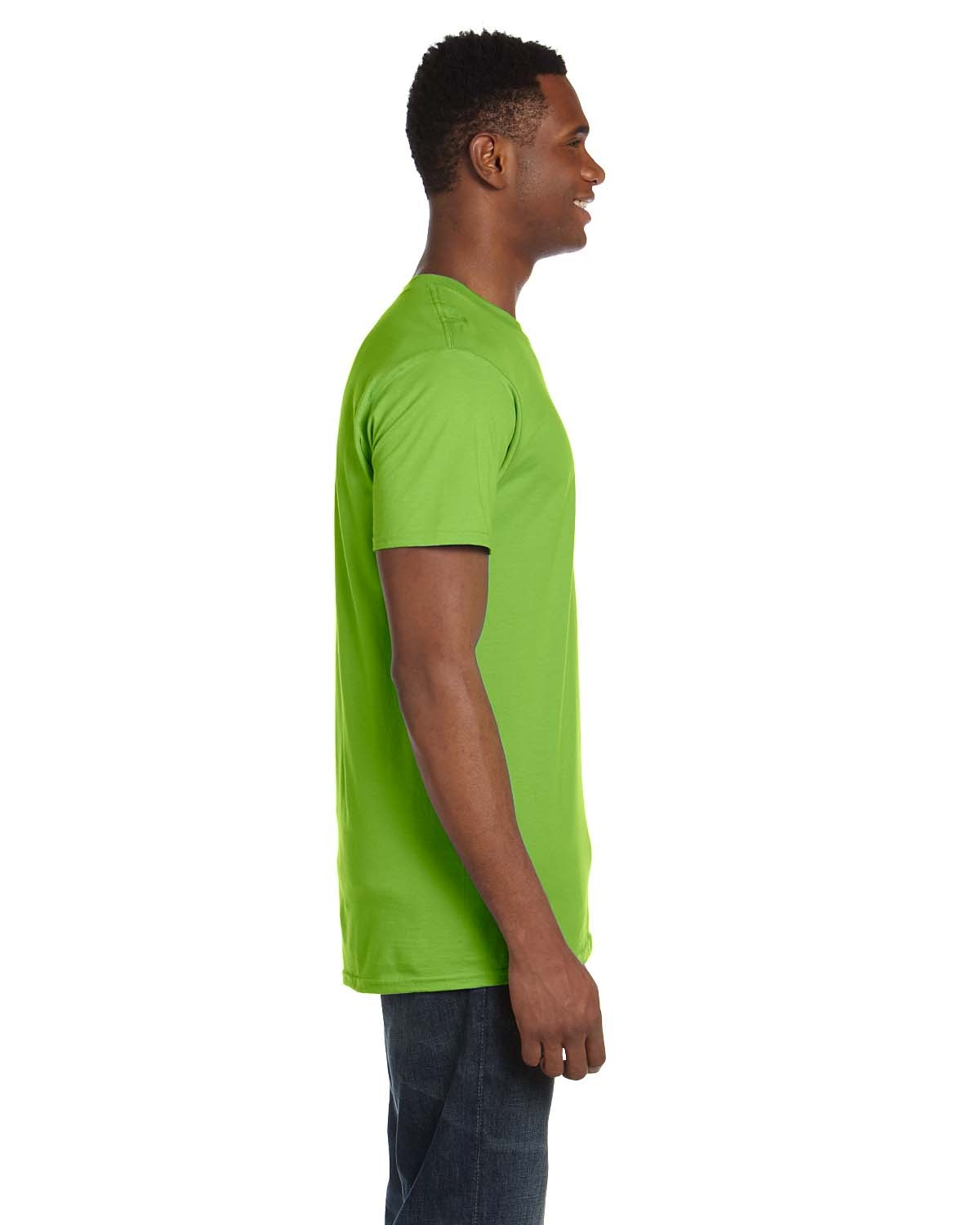 4980 Hanes LIME