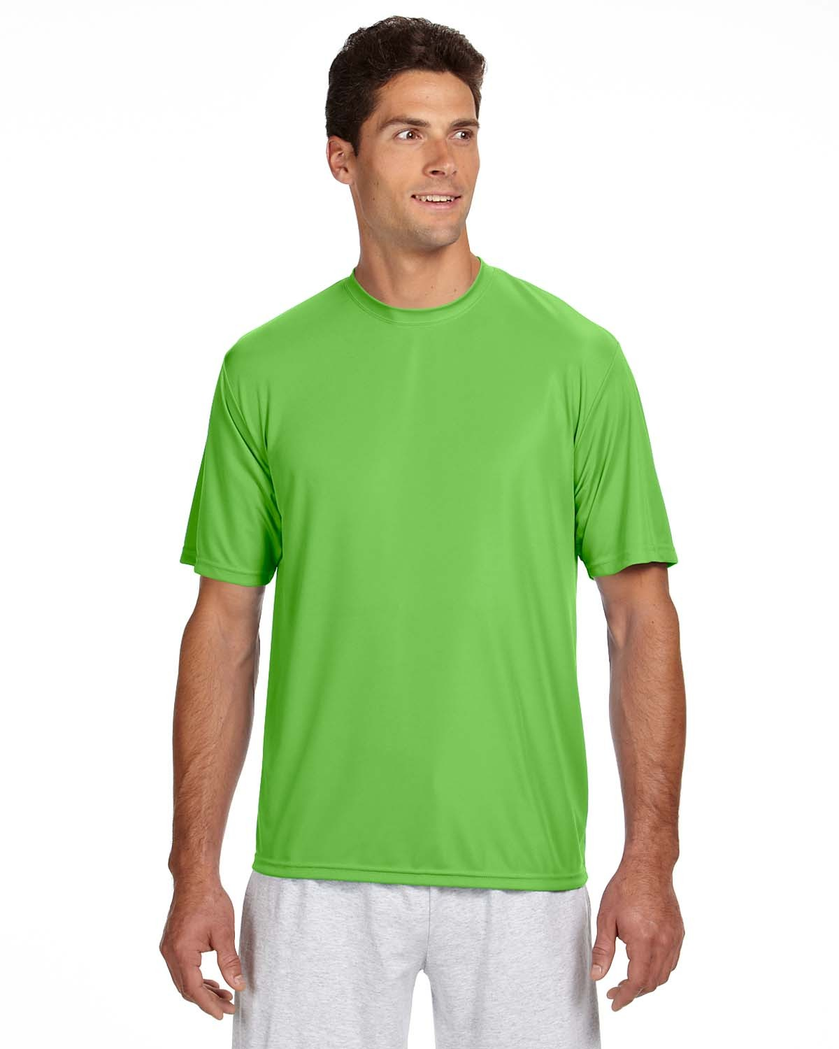 N3142 A4 Apparel LIME