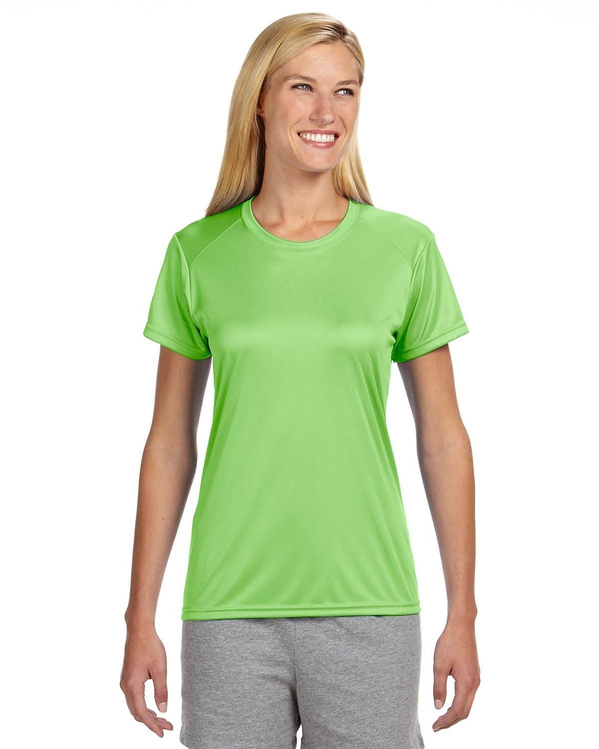 NW3201 A4 Apparel LIME