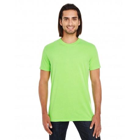 130A Threadfast Apparel 130A Unisex Pigment-Dye Short-Sleeve T-Shirt LIME