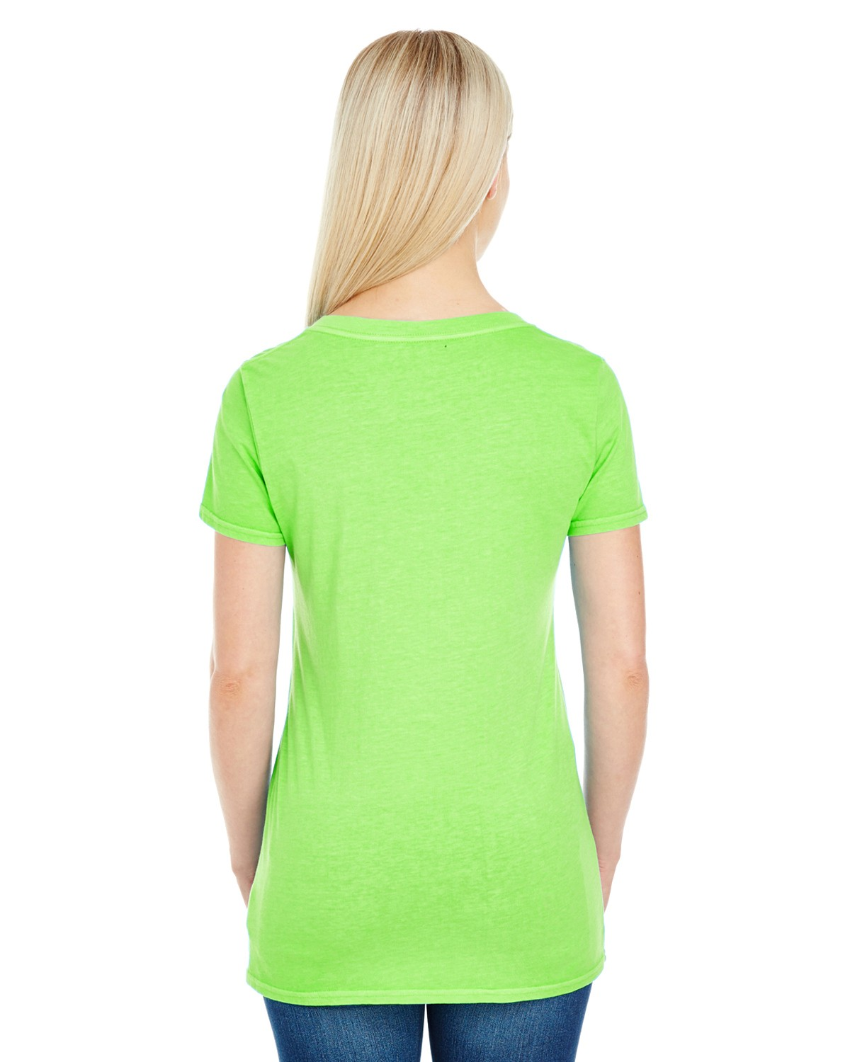 230B Threadfast Apparel LIME
