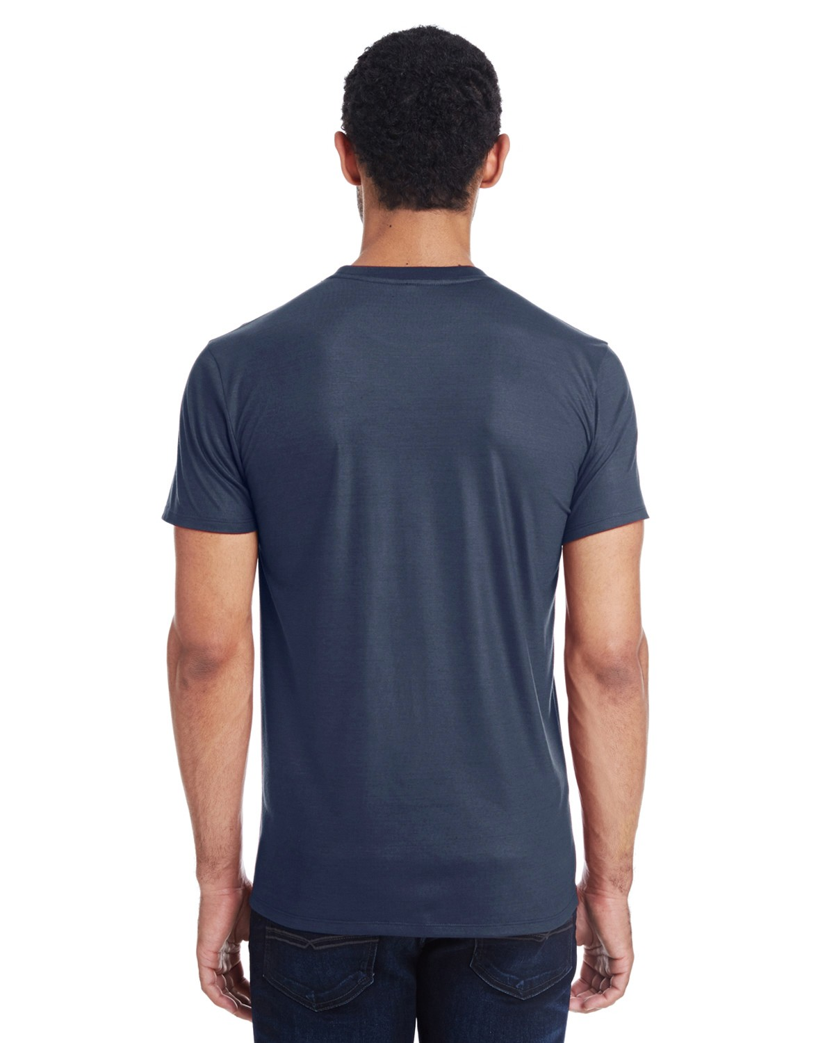 140A Threadfast Apparel LIQUID NAVY