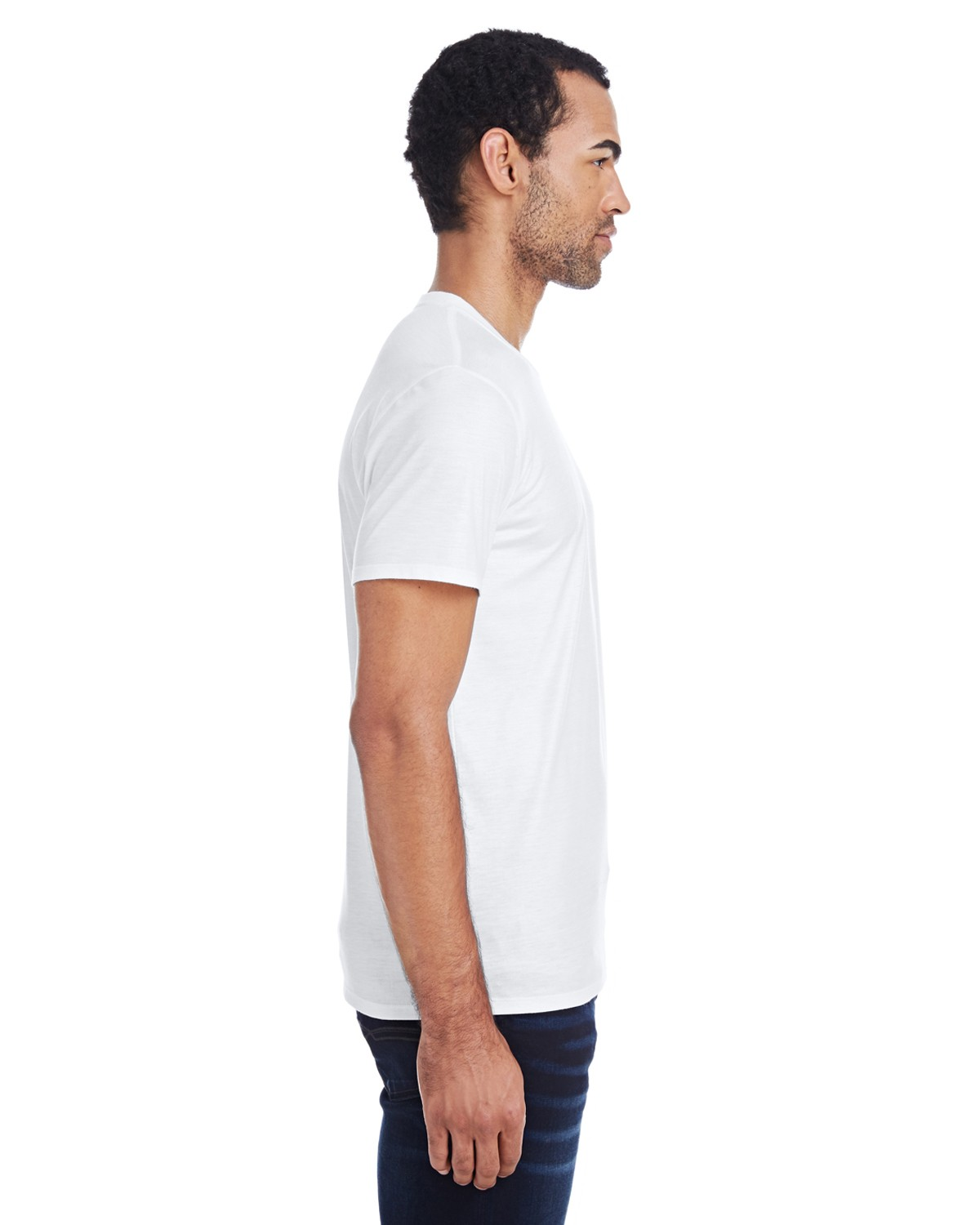140A Threadfast Apparel LIQUID WHITE