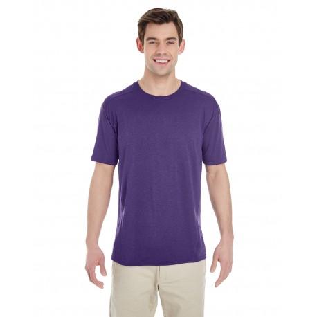 G470 Gildan G470 Adult Performance Adult 4.7 oz. Tech T-Shirt MARBLED PURPLE