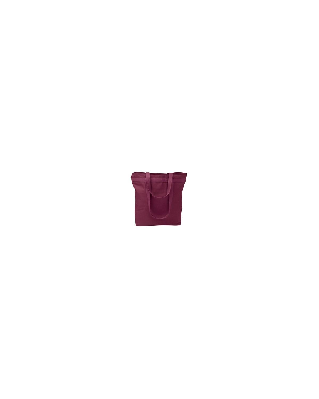 8802 Liberty Bags MAROON