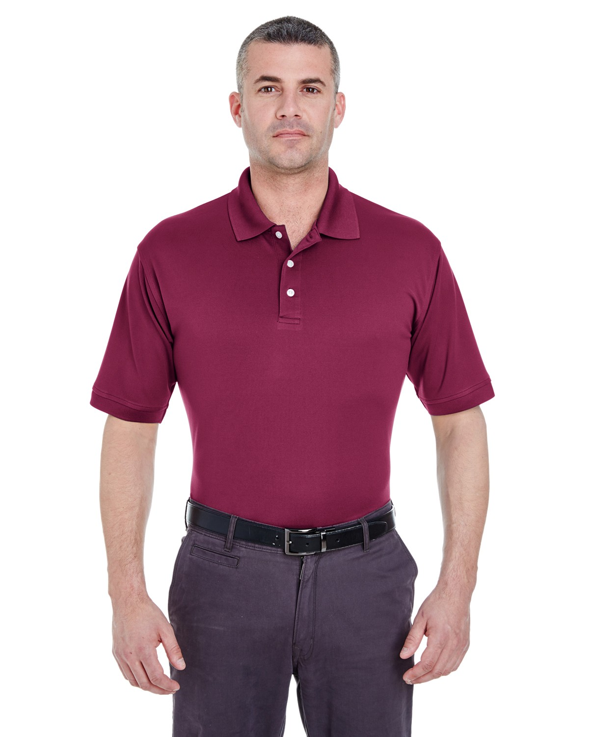 U8315 UltraClub MAROON