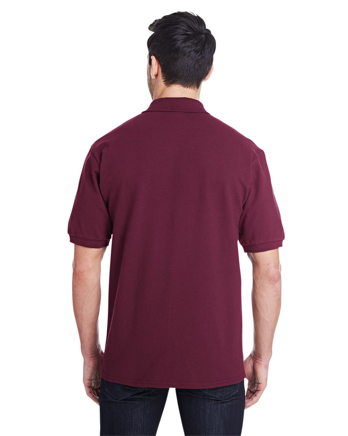 443MR Jerzees MAROON