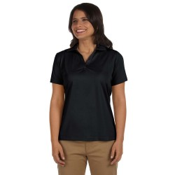 Harriton M354W Ladies' Micro-Pique Polo