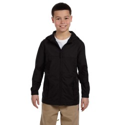 Harriton M765Y Youth Essential Rainwear