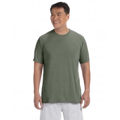 G420 Gildan G420 Adult Performance Adult 5 oz. T-Shirt MILITARY GREEN