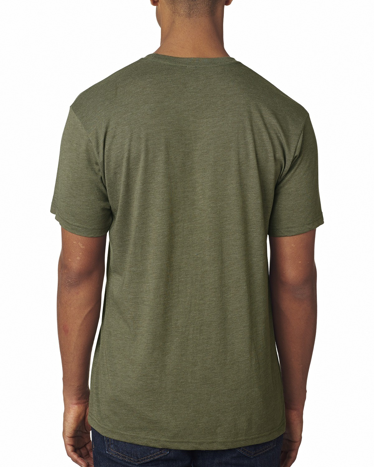 6010 Next Level MILITARY GREEN