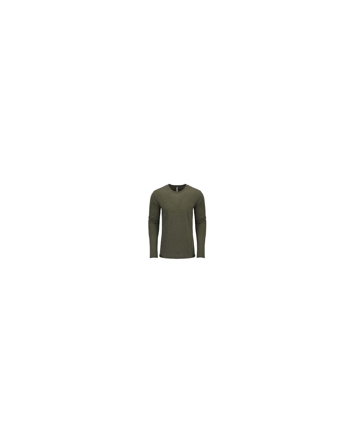 6071 Next Level MILITARY GREEN