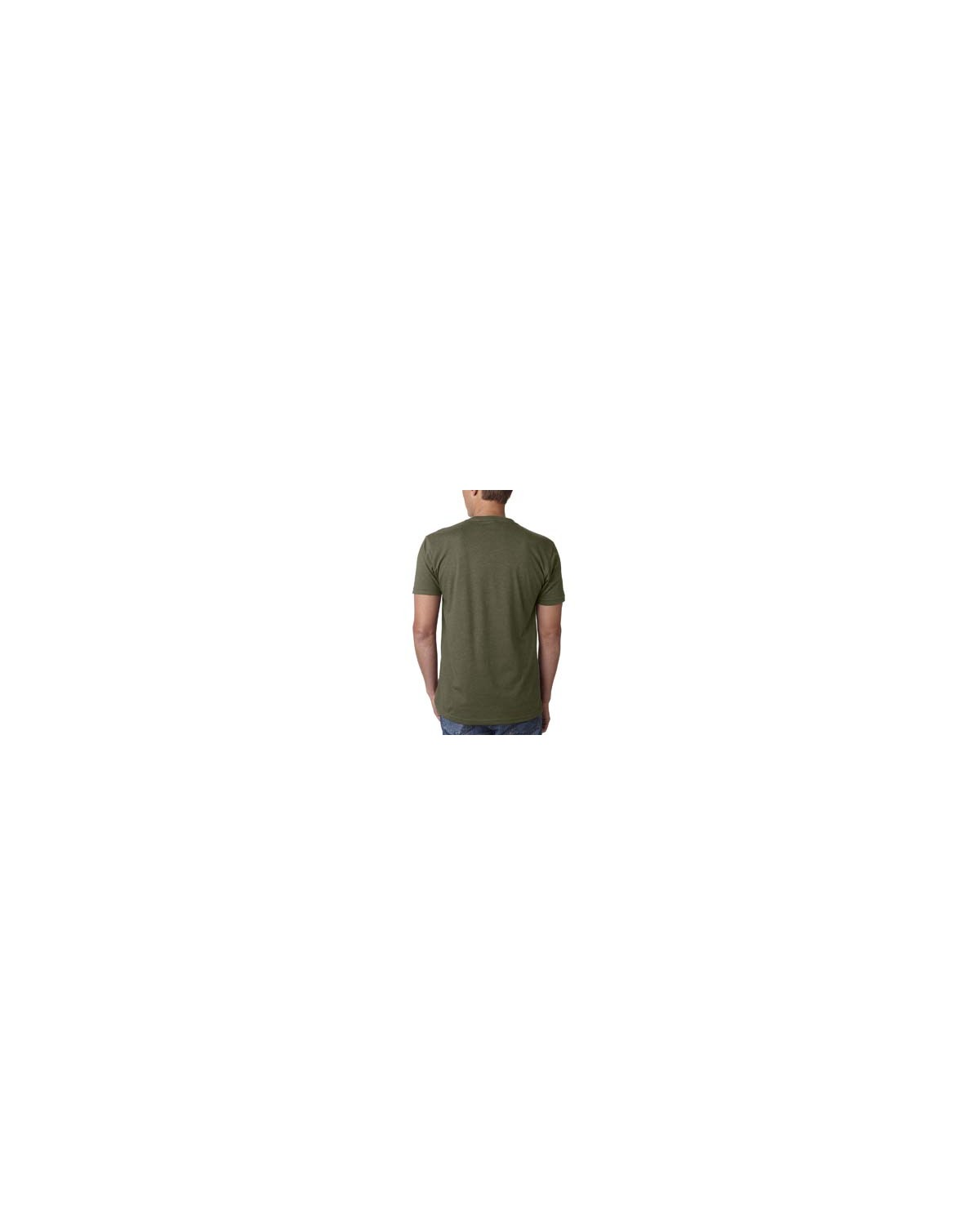 6240 Next Level MILITARY GREEN