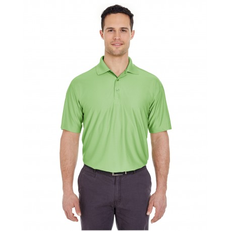 8415T UltraClub 8415T Men's Tall Cool & Dry Elite Performance Polo APPLE