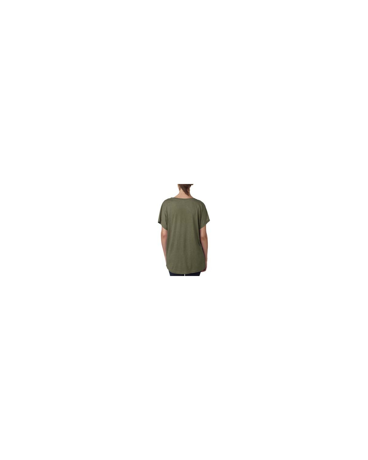 6760 Next Level MILITARY GREEN