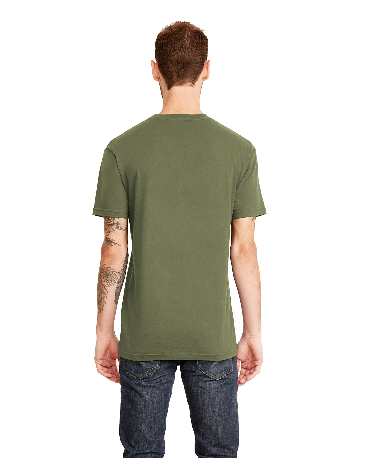 3605 Next Level MILITARY GREEN