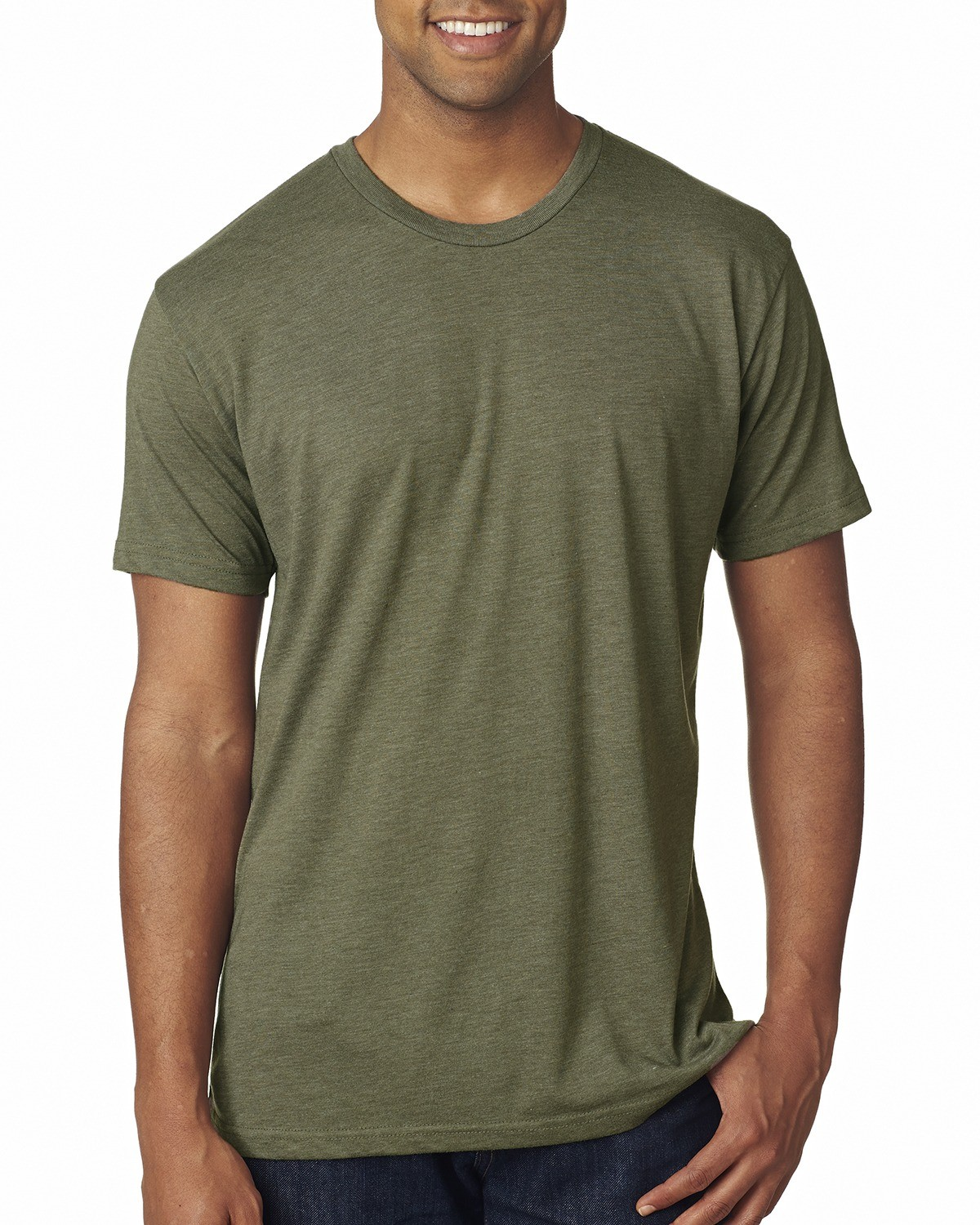 6010A Next Level MILITARY GREEN