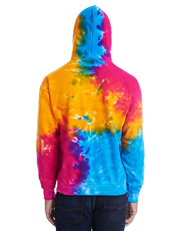 CD877 Tie-Dye MULTI RAINBOW
