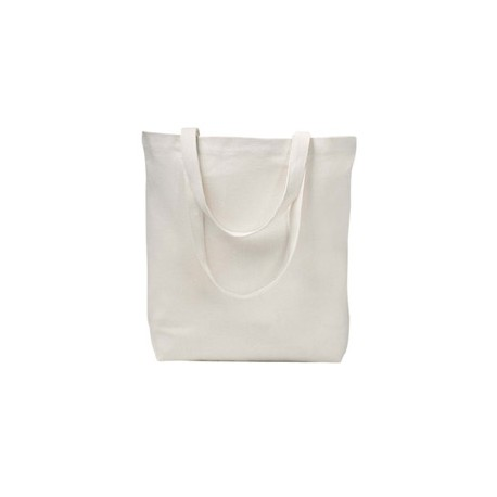 EC8005 Econscious EC8005 7 oz. Recycled Cotton Everyday Tote NATURAL