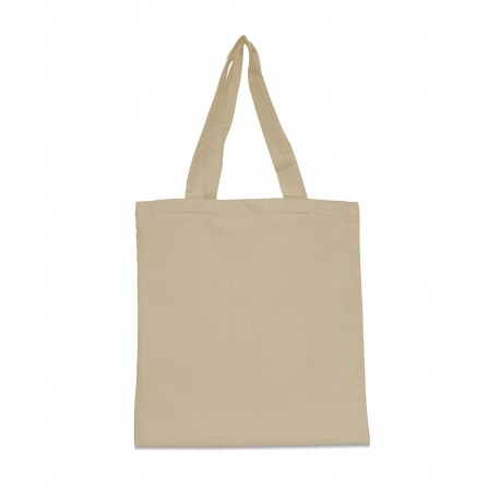 9860 Liberty Bags 9860 Amy Recycled Cotton Canvas Tote NATURAL