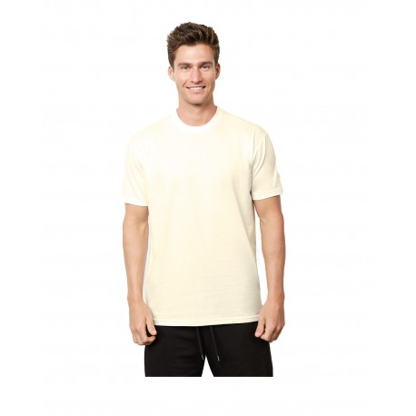 4600 Next Level 4600 Unisex Eco Heavyweight T-Shirt NATURAL