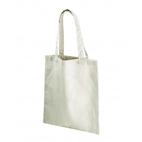 EC8004 Econscious EC8004 Post Industrial Recycled Cotton Tote NATURAL