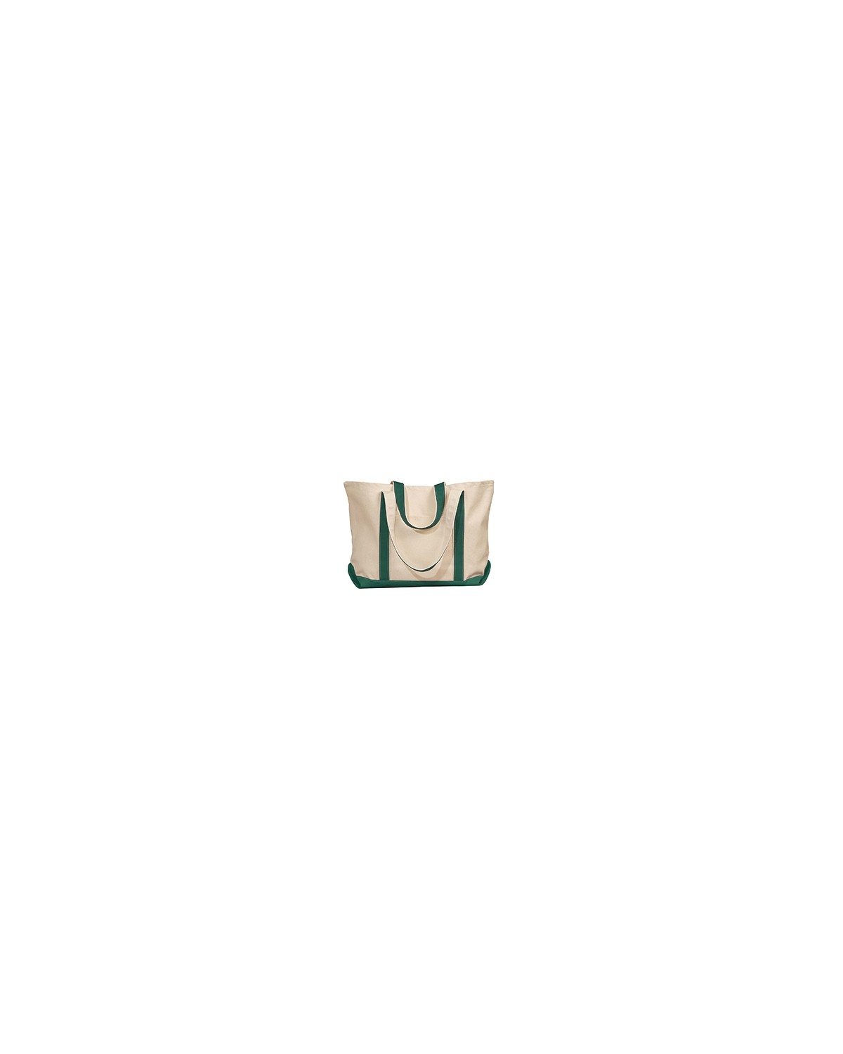 8872 Liberty Bags NATURAL/FOREST