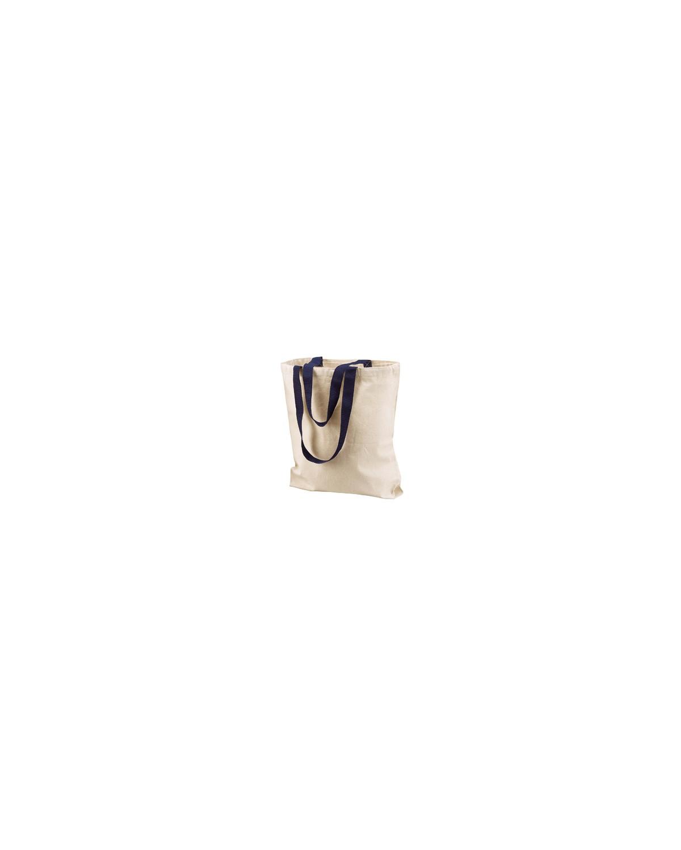 8868 Liberty Bags NATURAL/NAVY