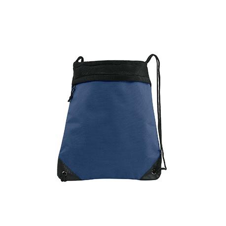 2562 Liberty Bags 2562 Coast to Coast Drawstring Pack NAVY