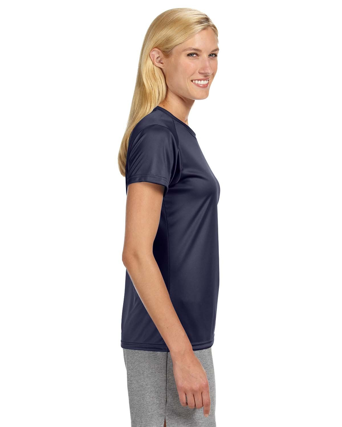 NW3201 A4 Apparel NAVY
