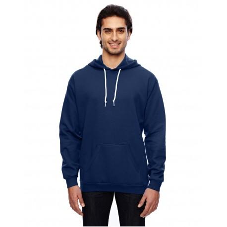 71500 Anvil 71500 Adult Pullover Hooded Fleece NAVY