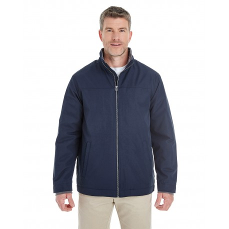 DG794 Devon & Jones DG794 Men's Hartford All-Season Club Jacket NAVY
