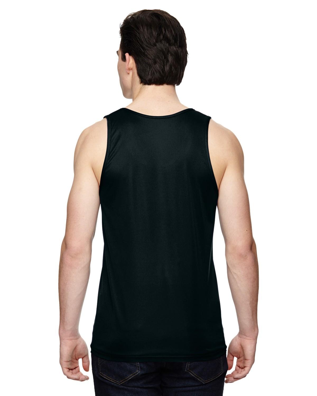 703 Augusta Sportswear BLACK